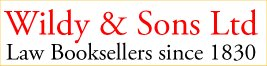 Wildy & Sons, law Booksellers