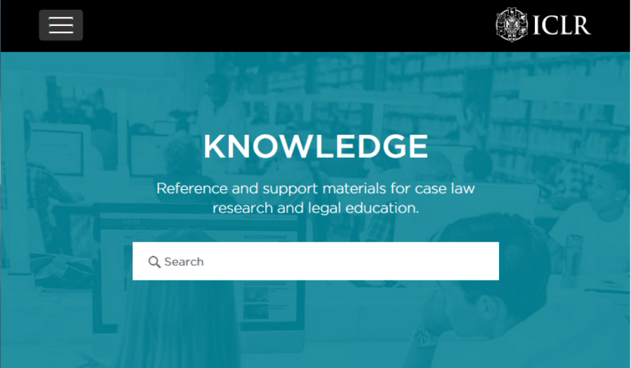 ICLR Knowledge
